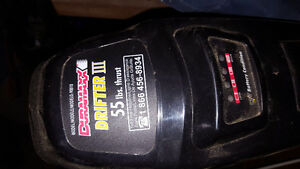 moteur électrique 55 lbs