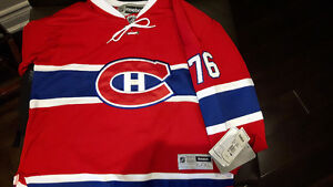 Montreal Canadiens Jersey - PK Subban #76 original with tags