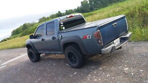 2006 Chevrolet Colorado Z71 Pickup Truck