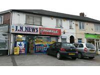 Newsagents /phone shop/off license /urgent sale