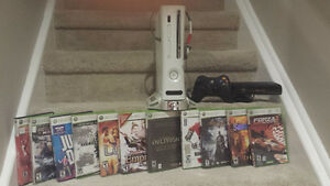 Two Big Xbox 360 Bundles for Sale or Trade Games Controllers ETC