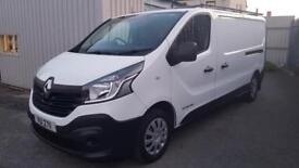 2015 Renault Trafic 1.6dCi Energy long wheel base Low Roof Van LL29 120 Business