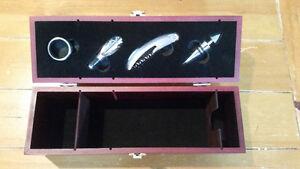 Wine Box Accessory Kit