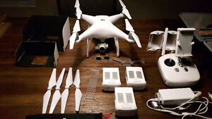 Drone DJI Phantom 4 Kit complet