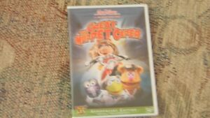 DISNEY DVD THE GREAT MUPPET CAPER BRAND NEW SEALED