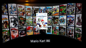 * Nintendo Wii Unlocking Service ADD CLASSIC GAMES TO YOUR Wii *