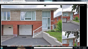 Walk-in Ground level Separate Entrance Basement Apartment-$900