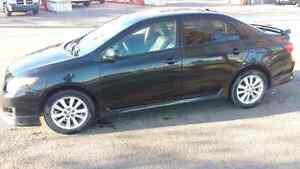 2009 toyota corolla sports 2way remote starter fully loaded