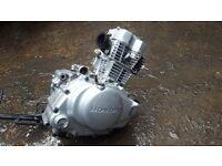 Honda Cbf 125 engine 2009 to 2016 low mileage