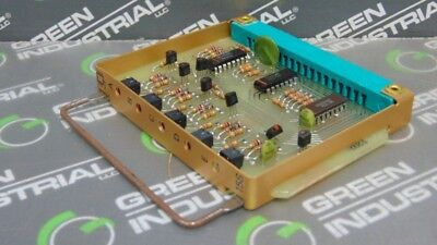 Used Cutler Hammer 160395 Pcb Direct Static Logic Board Rev. 4