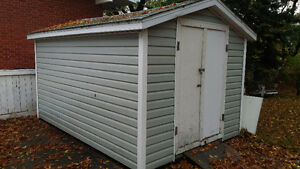 SHED FOR SALE 12' X 8' X 7'