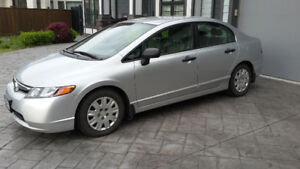 2006 Honda Civic DXG with only 112,000 km in Mint condition for$