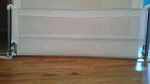 3 barrières de lit