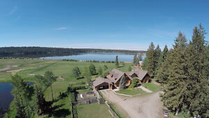 Dugan Lake Ranch, 154 Acres-150 Mile House