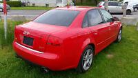 2007 Audi A4  2.0 l