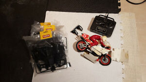 Kyosho Bike / Speed Controllers / Misc parts