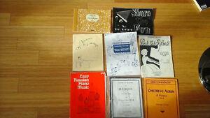 Livres étude de piano West Island Greater Montréal image 2