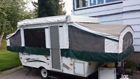 2009 Palomino Tent Trailer - Excellent Condition
