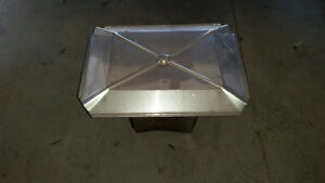 Chimney cap (aluminum)