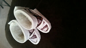 Infant size 2 mukluks
