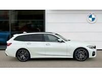 2021 BMW 3 Series 320d M Sport 5dr Step Auto [Plus Pack] Diesel Estate Estate Di