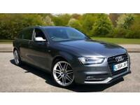 2014 Audi A4 2.0 TDI 150 S Line With Sports Automatic Diesel Estate