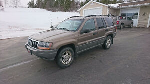 2002 Jeep Grand Cherokee Hatchback