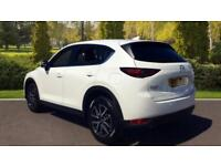 2018 Mazda CX-5 2.2d (175) Sport Nav 5dr AWD Automatic Diesel Estate