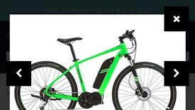 Raleigh strands electric bike