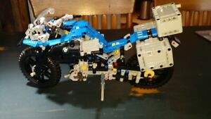 Lego - BMW R 1200 GS Motorcycle - Assembled