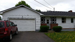 Home with Large Lot for Rent in Port Williams