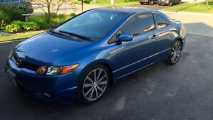 2007 Honda Civic EX Coupe (Safety & Emission) + Extras
