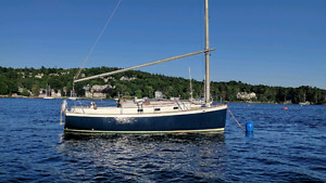 1979 Nonsuch 30 hull #007 - Great deal for someone handy
