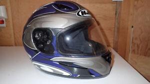 HJC AC-12 YIKES III Helmet  XL