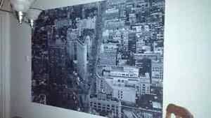 Toile de la Ville de New York