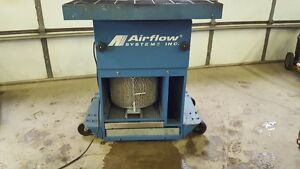 Airflow Systems Inc. Down Draft Welding Table