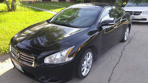 2012 Nissan Maxima FRESH SAFETY free winters included!!!