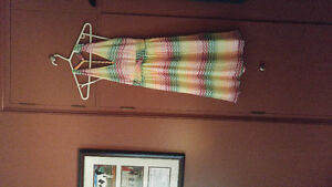 Multicolour Summer Dress