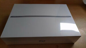 "Apple iPad 9.7"" 32GB with Wi-Fi - SILVER sealed"