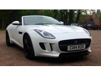 2014 Jaguar F-TYPE 3.0 Supercharged V6 S 2dr High Automatic Petrol Convertible