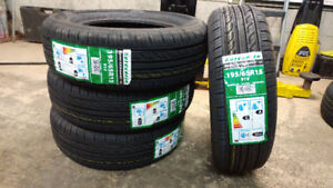 New 195/65R15 all season tires, $280 for 4