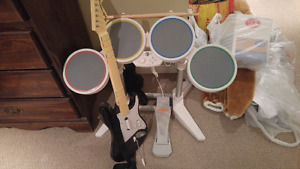 Rock band for wii
