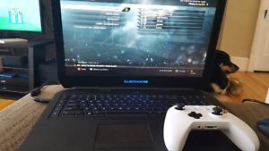 Alienware 17 R3 4k gaming laptop