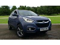 2014 Hyundai iX35 2.0 CRDi SE 5dr Manual Diesel Estate