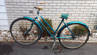 Eaton's of Canada Glider Bicycle