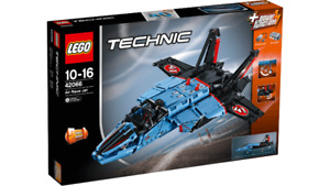 lego Technic 42066 Air force Jet. - Neuf