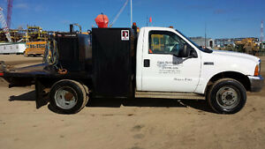 2000 Ford F-450 Flat deck/cabinets Welding Truck Other