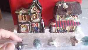 Christmas Village lightup