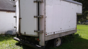 Uhaul box only you move it 9053255050