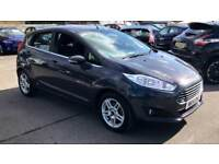 2014 Ford Fiesta 1.0 Zetec 5dr Manual Petrol Hatchback